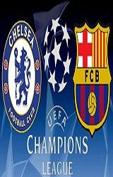 Chelsea vs Barcelona 18/04/2012
